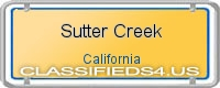 Sutter Creek board